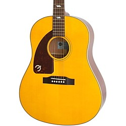 "Epiphone Limited Edition Inspired by ""1964"" Texan Left Handed Hollowbody Acoustic-Electric Guitar (EET4LANNH3)"