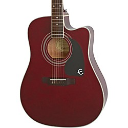 Epiphone PRO-1 ULTRA Acoustic-Electric Guitar (EEPUWRCH1-15)