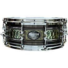 Dixon Equator Series Steel/Aluminum Snare Drum
