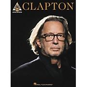 Hal Leonard Eric Clapton - Clapton Guitar Tab Songbook