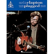 Hal Leonard Eric Clapton - Unplugged Deluxe Edition Tab Songbook