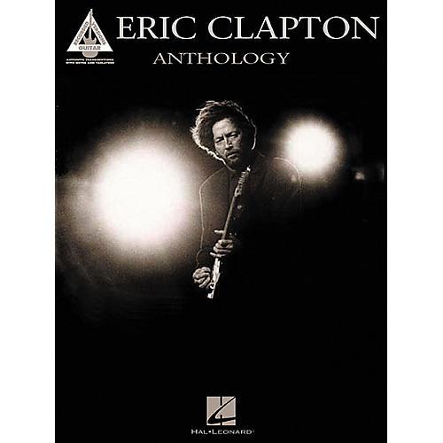 Hal Leonard Eric Clapton Anthology Guitar Tab Songbook-thumbnail