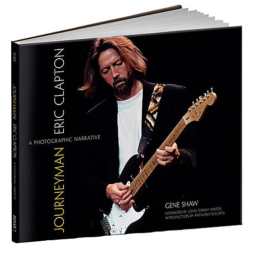 Alfred Eric Clapton Journeyman: A Photographic Narrative Hardcover Book-thumbnail