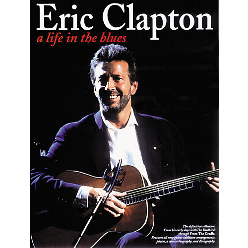 Music Sales Eric Clapton: Life in the Blues-thumbnail