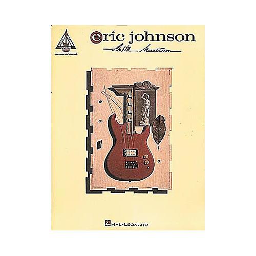 Hal Leonard Eric Johnson Ah Via Musicom Guitar Tab Songbook-thumbnail