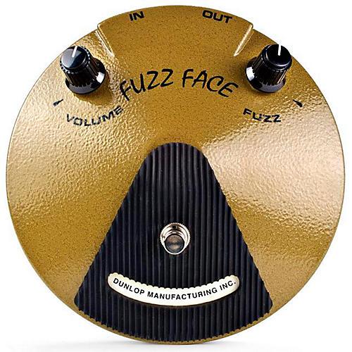 Dunlop Eric Johnson Signature Fuzz Face Distortion Guitar Effects Pedal-thumbnail