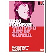 Hot Licks Eric Johnson: The Fine Art Of Guitar (DVD)
