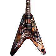 Dean Eric Peterson Hunter V Electric Guitar