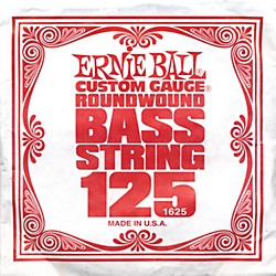 Ernie Ball 1625 Single Bass Guitar String (1625)