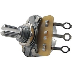 Ernie Ball 250K Split Shaft Potentiometer (6383)