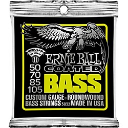 Ernie Ball 3832 Coated Bass Strings - Slinky (3832)