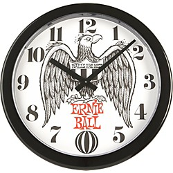 Ernie Ball Logo Wall Clock (6230)