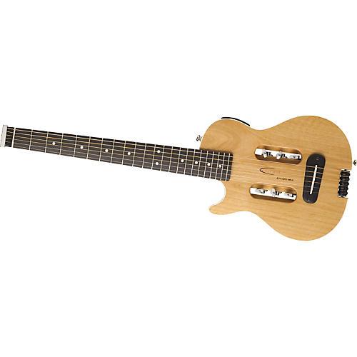 Traveler Guitar Escape MK-II Steel Left-Handed Acoustic-Electric Guitar-thumbnail