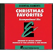 Hal Leonard Essential Elements Christmas Favorites Accompaniment CD