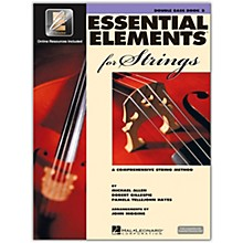 Hal Leonard Essential Elements For Strings Double Bass (Book 2 with EEi)