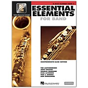 Hal Leonard Essential Elements for Band - Bb Bass Clarinet (Book 2 with EEi)