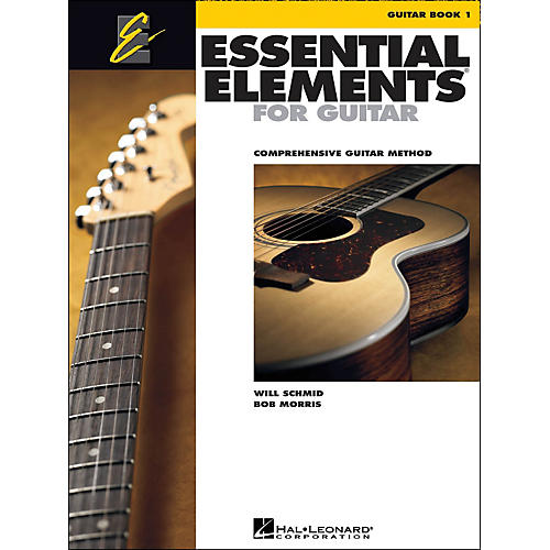 Hal Leonard Essential Elements for Guitar Book 1 (Book Only)-thumbnail