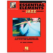 Hal Leonard Essential Elements for Jazz Ensemble - Flute (Book with CD)