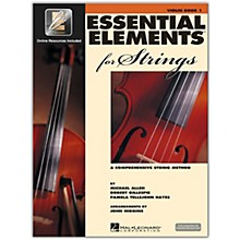 Hal Leonard Essential Elements for Strings - Violin (Book 1 with EEi)