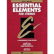 Hal Leonard Essential Elements for Strings Book 1
