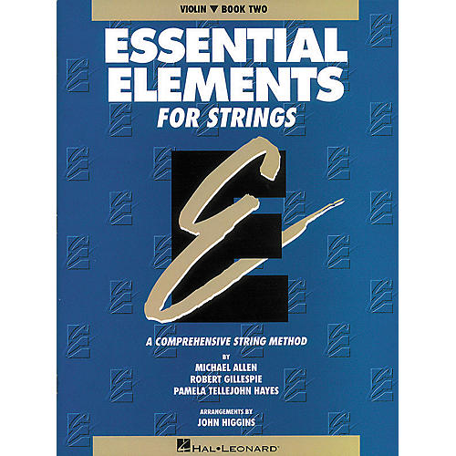 Hal Leonard Essential Elements for Strings Book 2-thumbnail