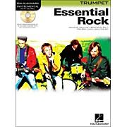 Hal Leonard Essential Rock for Trumpet Book/CD Instrumental Play-Along