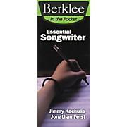 Berklee Press Essential Songwriter Book