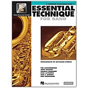 Hal Leonard Essential Technique for Band - Baritone Saxophone (Book 3 with EEi)