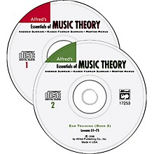 Alfred Essentials Of Music CD Book 1