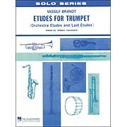 Hal Leonard Etudes for Trumpet
