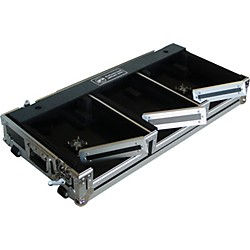 Eurolite DJ Coffin Case with Cooling Fans and Wheels (AC-CDJ-CD10W)