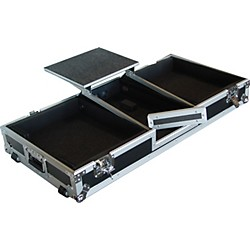 Eurolite DJ Turntable Laptop Coffin Case (AC-DJ10WLT-BATTLE)
