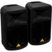 Behringer Europort EPS500MP3 8-Channel Portable PA System