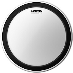 Evans EMAD Coated Bass Batter Drumhead (BD22EMADCW)