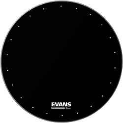 Evans EQ1 Resonant Black Drumhead (BD20RA)