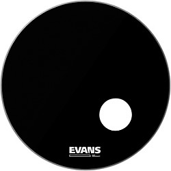 Evans EQ3 Resonant Bass Drum Head (BD20RB)
