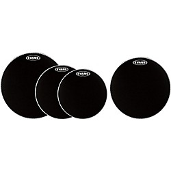 "Evans Onyx Heads, Buy 3 Get a Free 14"" SD Head, 12"", 13"", 16"" (KIT-582011)"