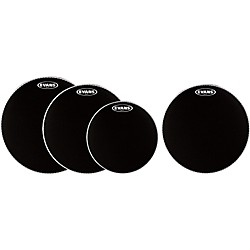 "Evans Onyx Heads, Buy 3 Get a Free 14"" SD Head, 12"", 14"", 16"" (KIT-582014)"