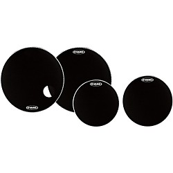 "Evans Onyx Heads, Buy 3 Get a Free 14"" SD Head, 22"", 22"", 12"" (KIT-582016)"