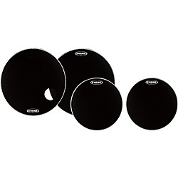 "Evans Onyx Heads, Buy 3 Get a Free 14"" SD Head, 22"", 22"", 14"" (KIT-582015)"