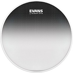 Evans System Blue Marching Tenor Drum Head (TT10SB1)