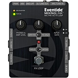 Eventide MixingLink Guitar Effects Pedals Mic Pre with FX Loop (1183-011)
