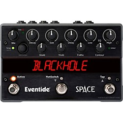 Eventide Space Reverb Guitar Effects Pedal (1143-041)