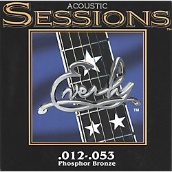 Everly 7212 Acoustic Sessions Phosphor/Bronze Medium Acoustic Guitar Strings (7212)
