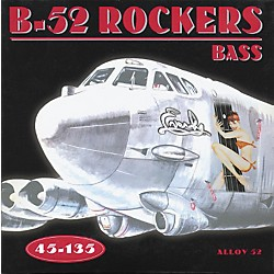 Everly B-52 Rockers Alloy Medium 5-String Electric Bass Strings (6245-5)