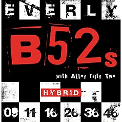 Everly B-52 Rockers Alloy Medium Hybrid Electric Guitar Strings (9219)