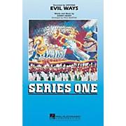 MCA Evil Ways Marching Band Level 2 by Santana Arranged by Paul Murtha