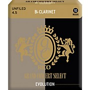Grand Concert Select Evolution Clarinet Reeds