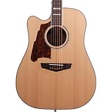 D'Angelico Excel Bowery Left-Handed Acoustic-Electric Guitar