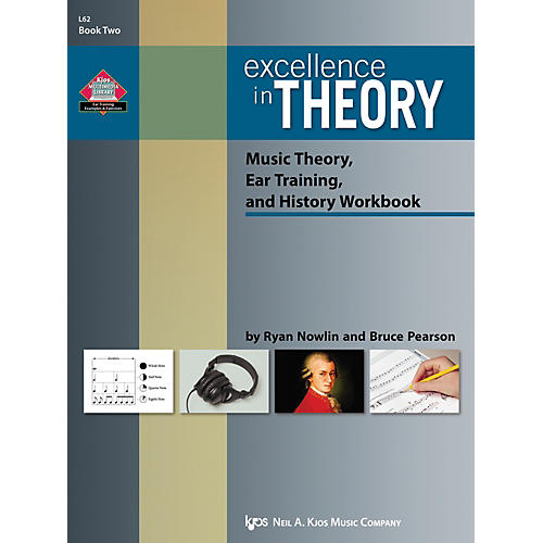 KJOS Excellence In Theory Book 2